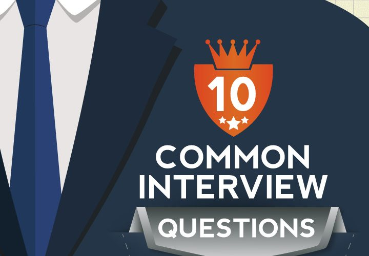 10 common interview questions with answers