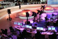 Al Jazeera editing television contents: Gatekeeping Theory