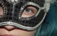 Masquerade to hide real personality