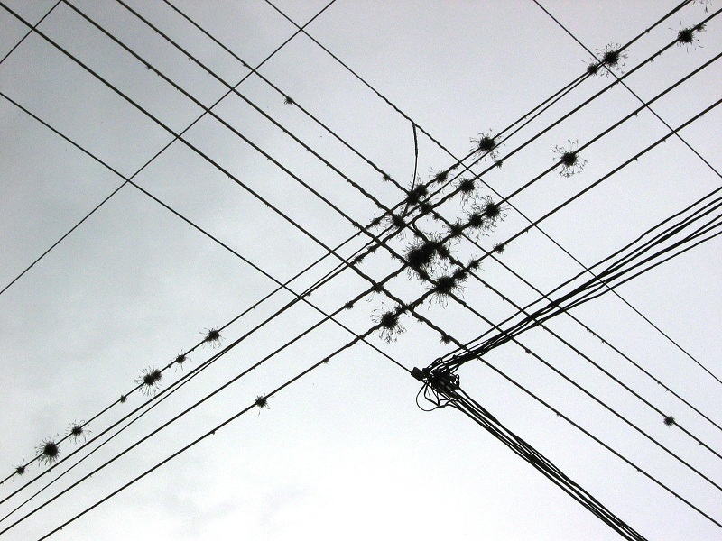 Wires as mediums for communication